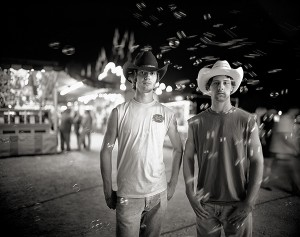 Johnny and John; Columbiana,Alabama