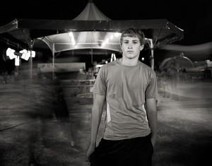 Luke Sermershein, 15; Jasper, Indiana