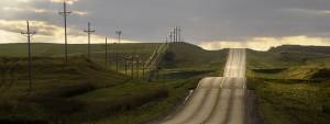 Route 46; North Dakota