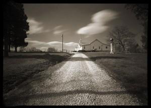 Churchyard, Grubville, Missouri