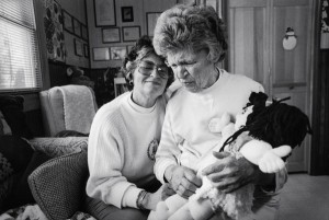 Judy and Marty, Alzheimer's Sufferer