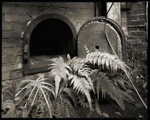 Boiler Room Door, Tallassee, Alamama